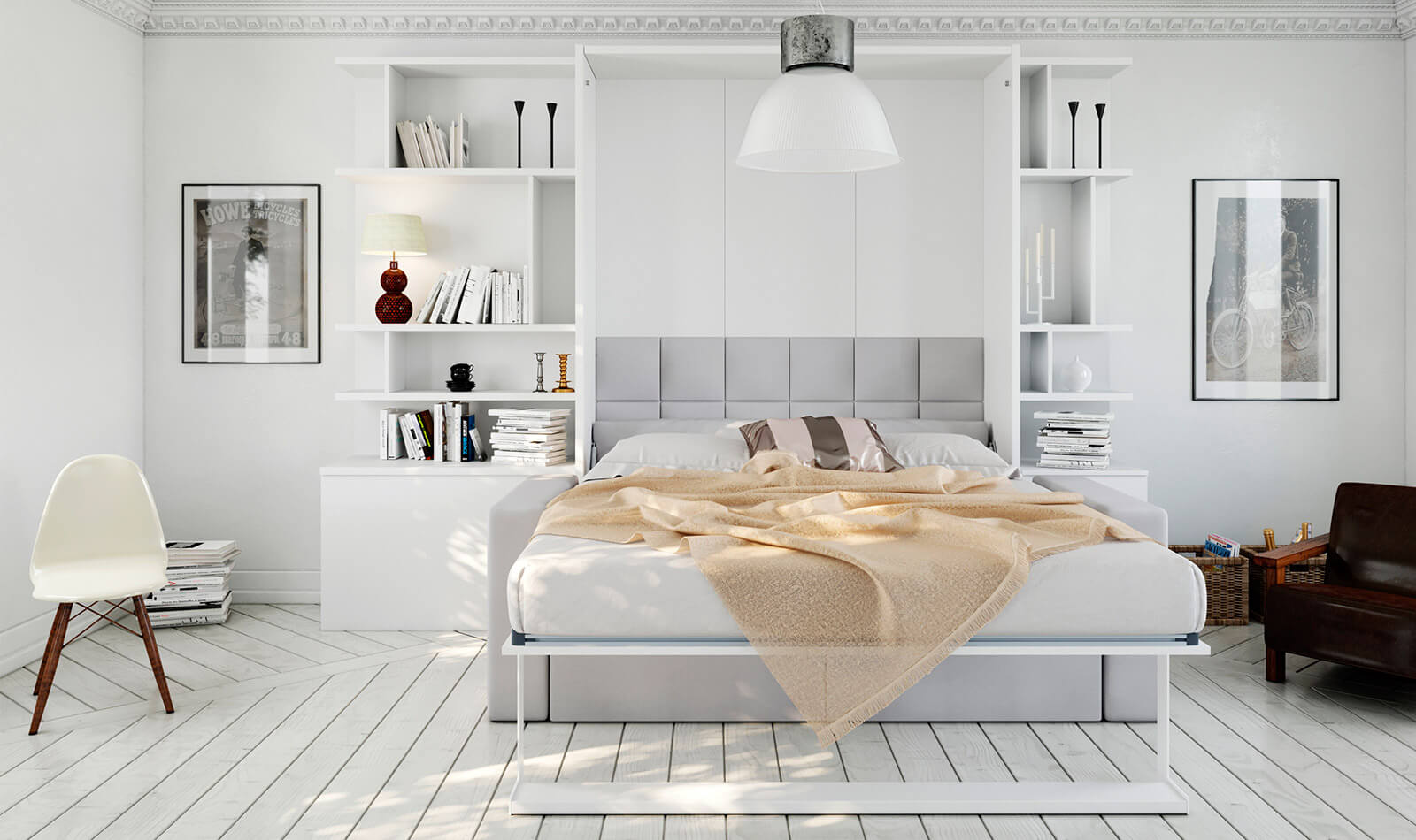 Multimo Smart Furniture Wallbeds Murphy Beds