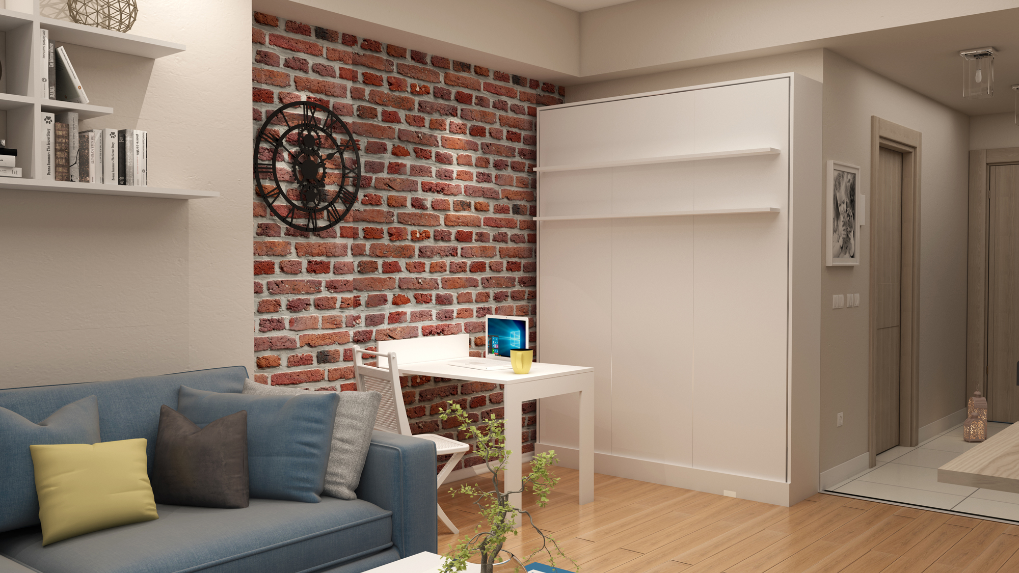 Multimo Smart Furniture Wallbeds